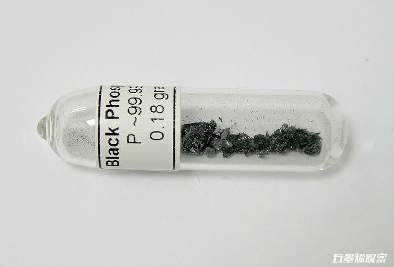 黑磷的应用更甚于石墨烯  石墨烯怕了吗